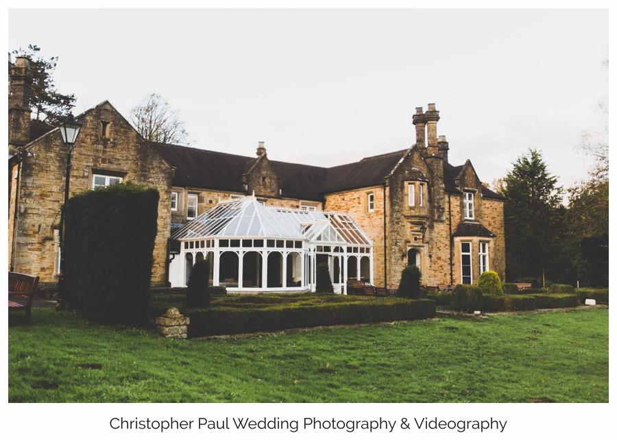 Bryngarw House is an ideal South Wales wedding venue