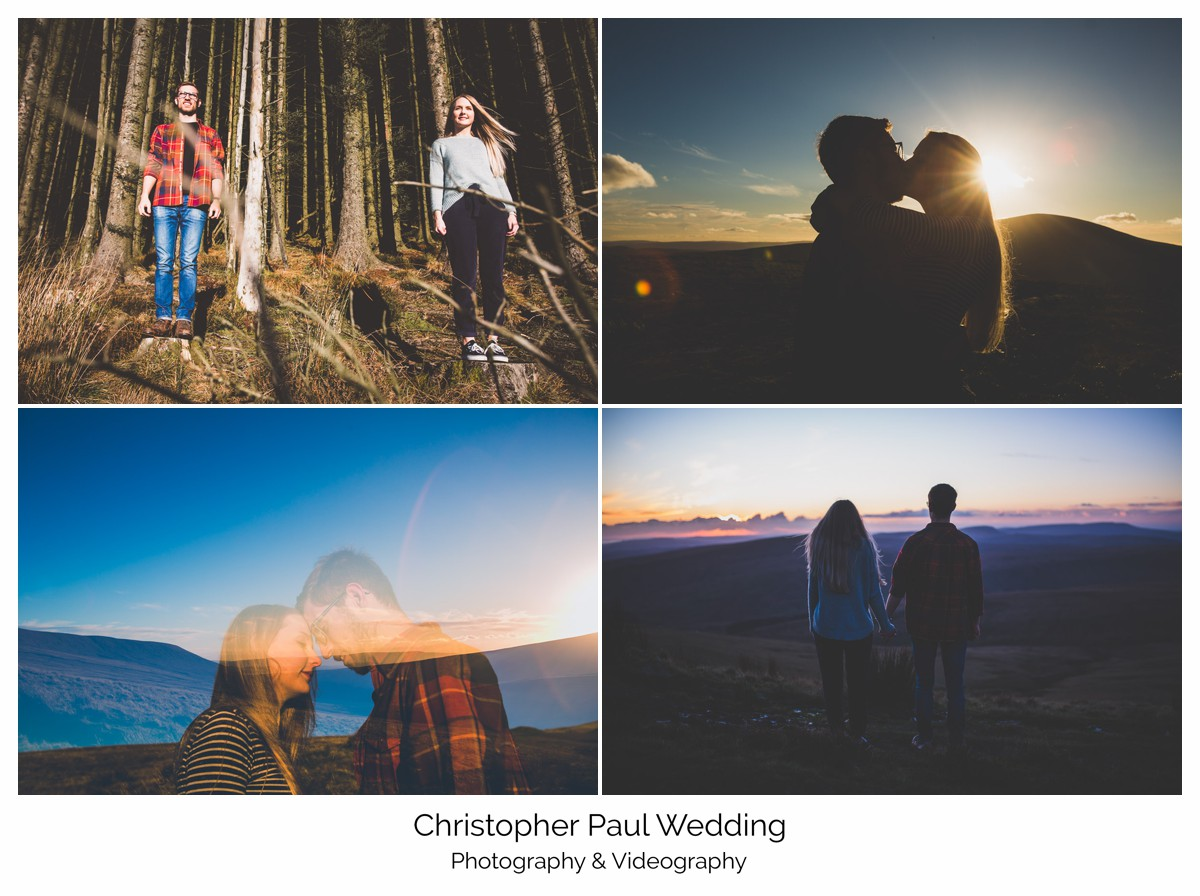 Lisa and Jack's epic engagement shoot from Brecon, all packages come with a free engagement shoot follow me on  facebook  to see the the full set when it goes live.