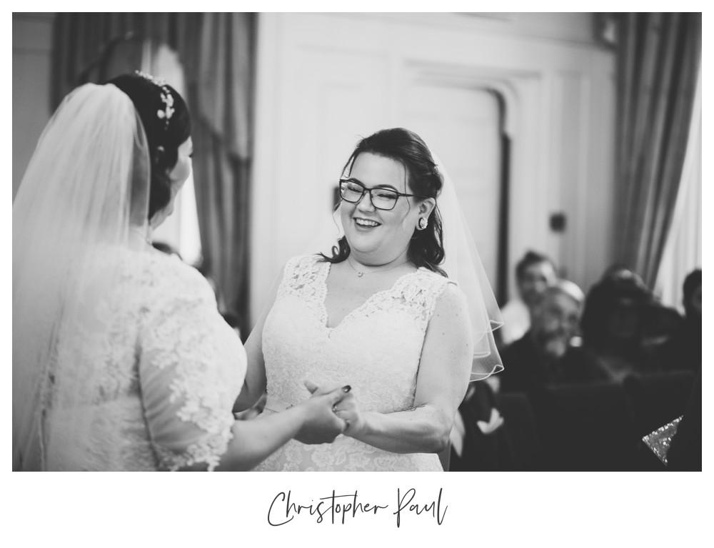 Coed Yr Mwstwr Wedding Photo