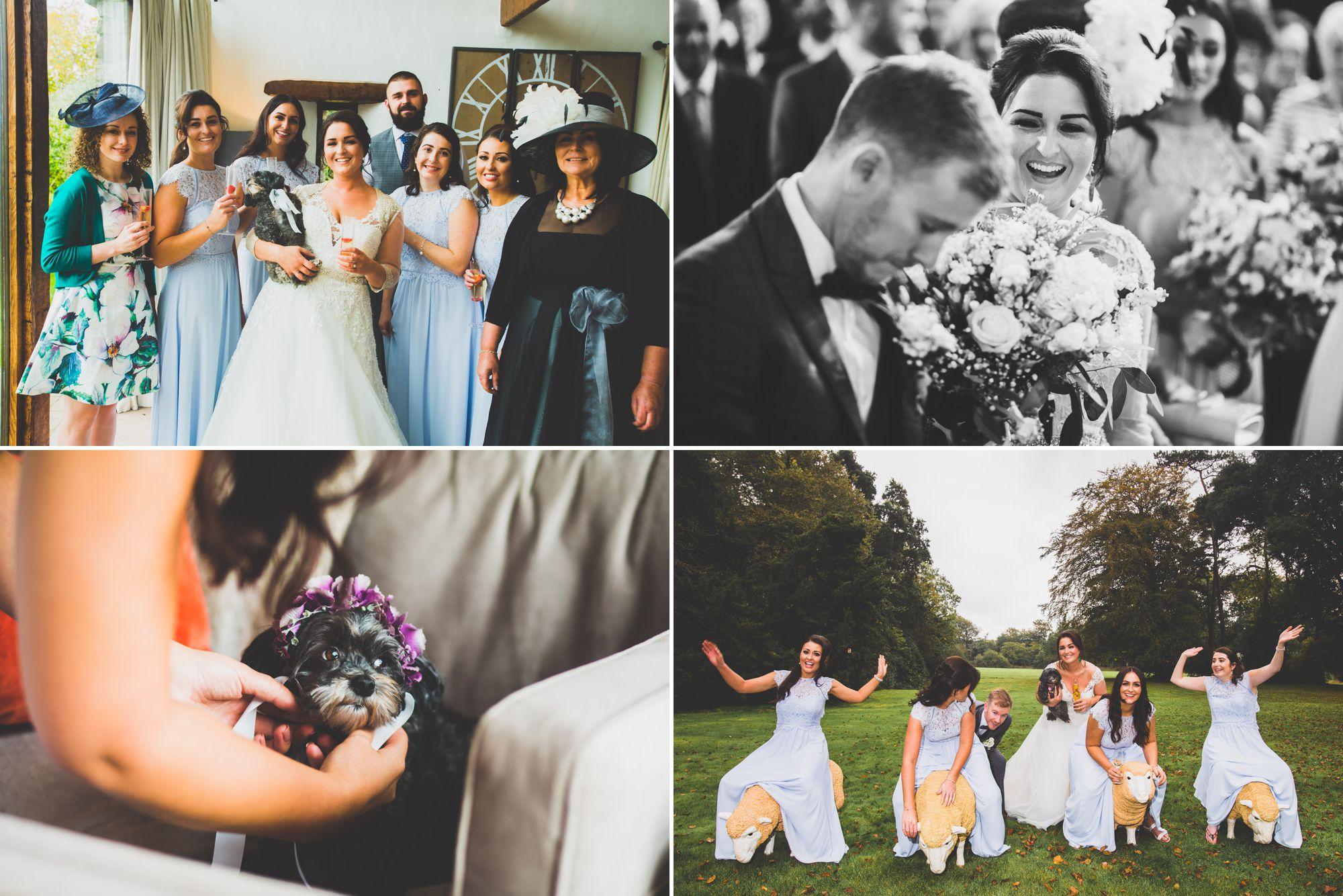 Fairy Hill Wedding Photos