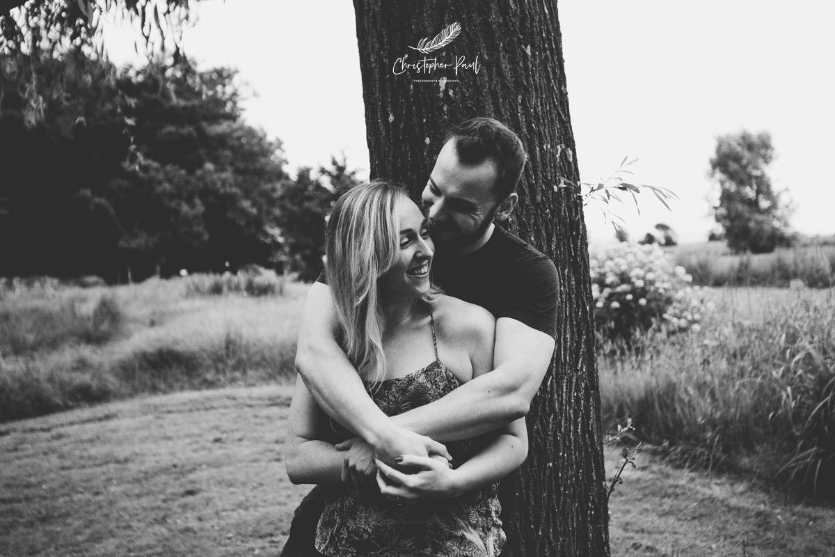Free engagement shoot with all wedding photography packages  www.christopherpaulweddings.com