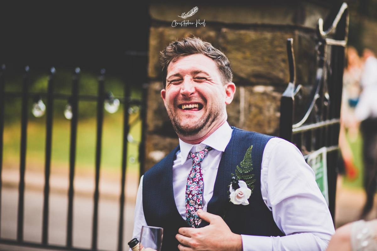 Wedding party inspiration South Wales
