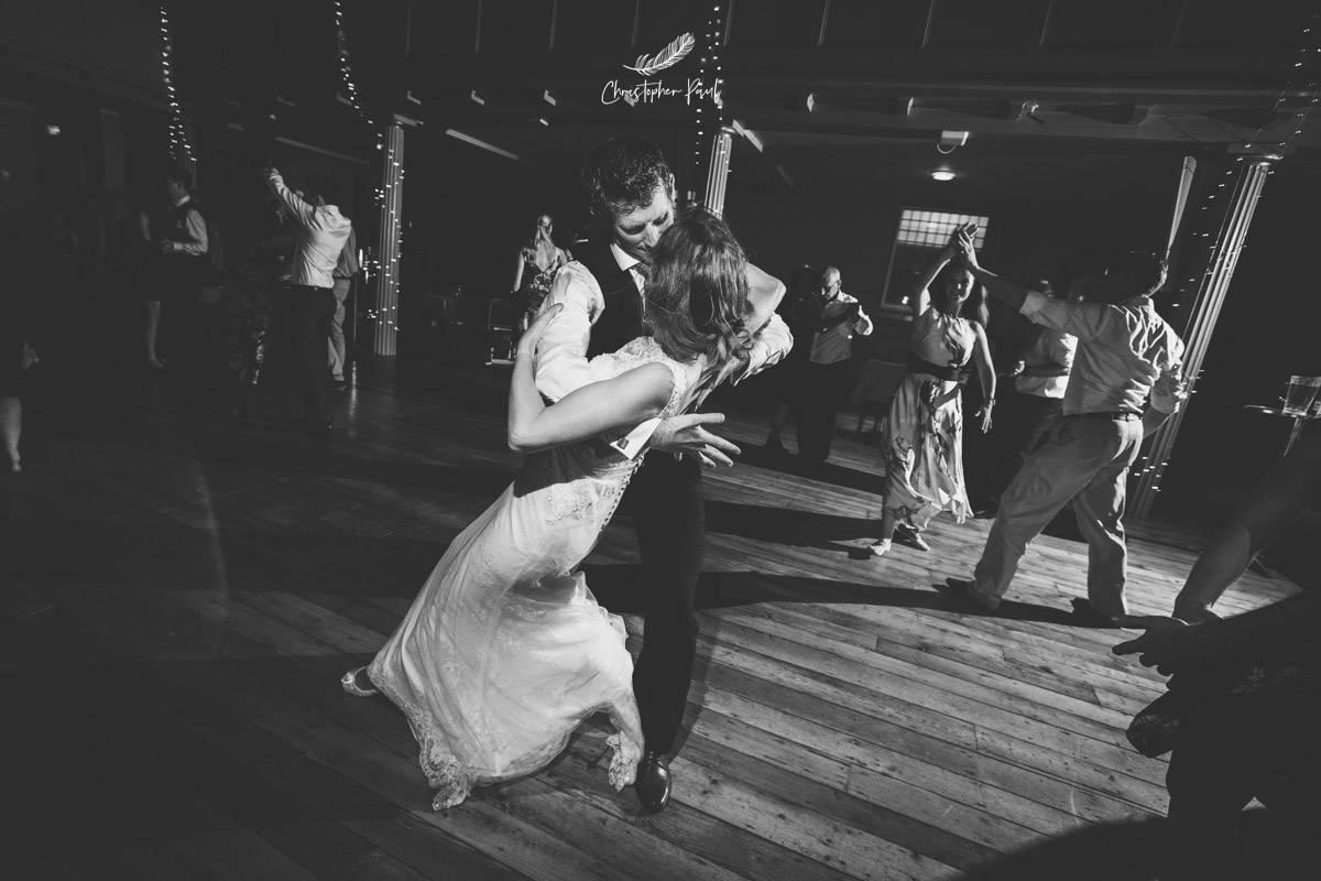 The First Dance with 2 pro's