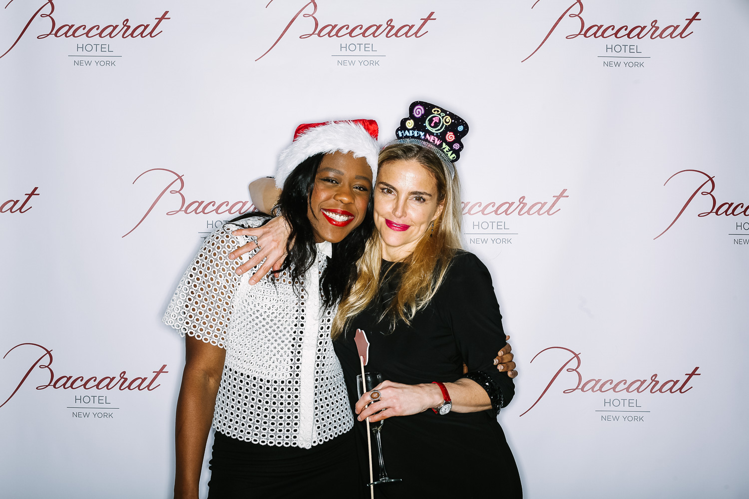 Baccarat Hotel Holiday Party