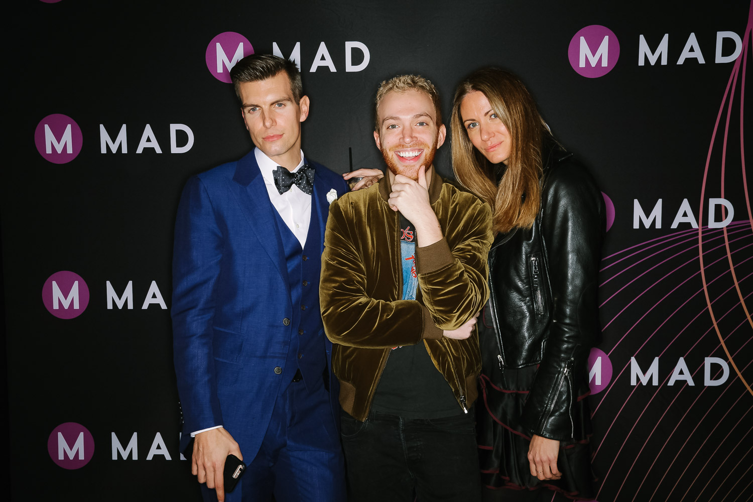 MAD NYC Event 2017 - GoldBar