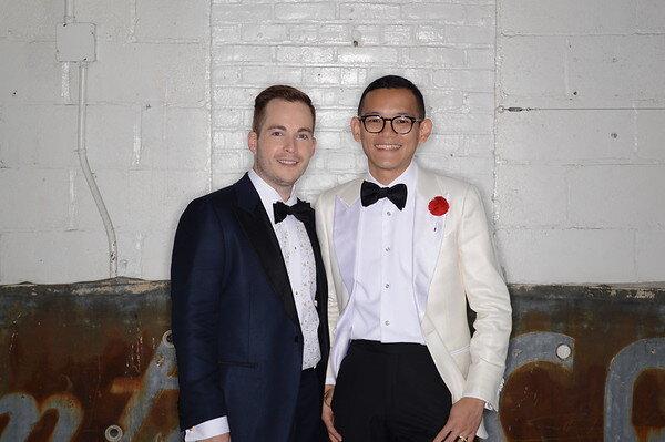 Grant + Evan