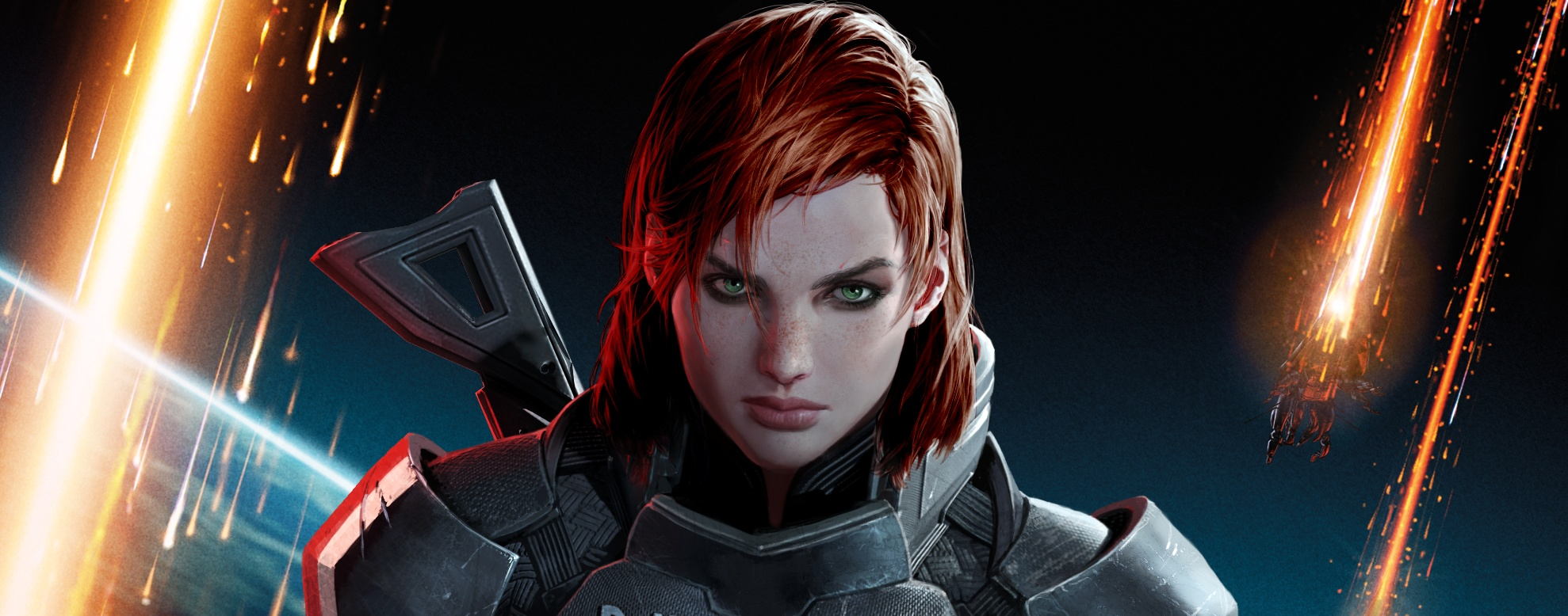FemShep Promotional Art