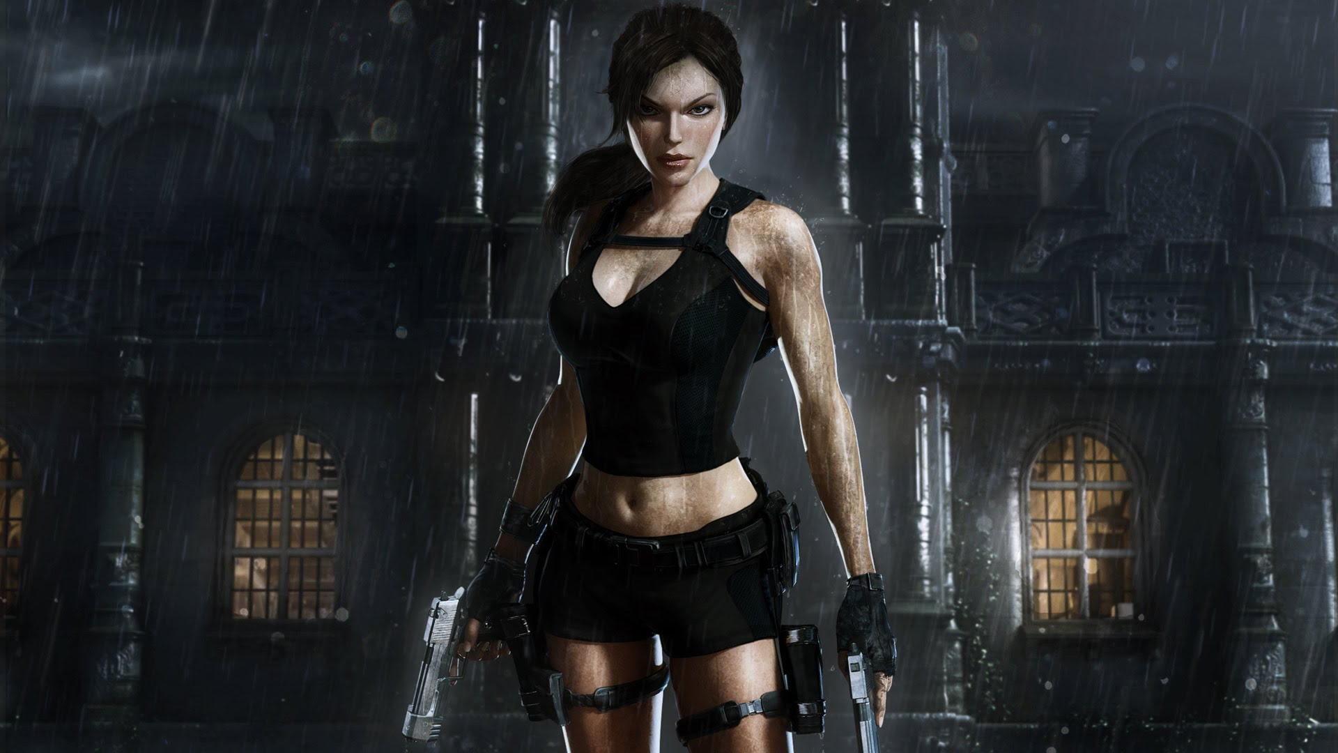 Lara Croft (2008)