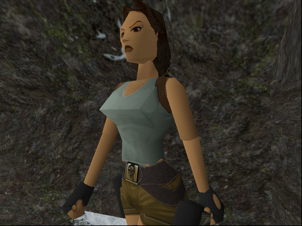 Lara Croft (1996)