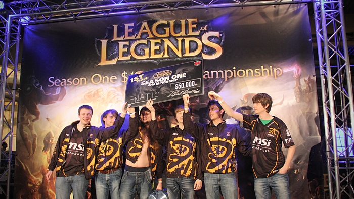 Fnatic: The winners of the first ever League World Championship