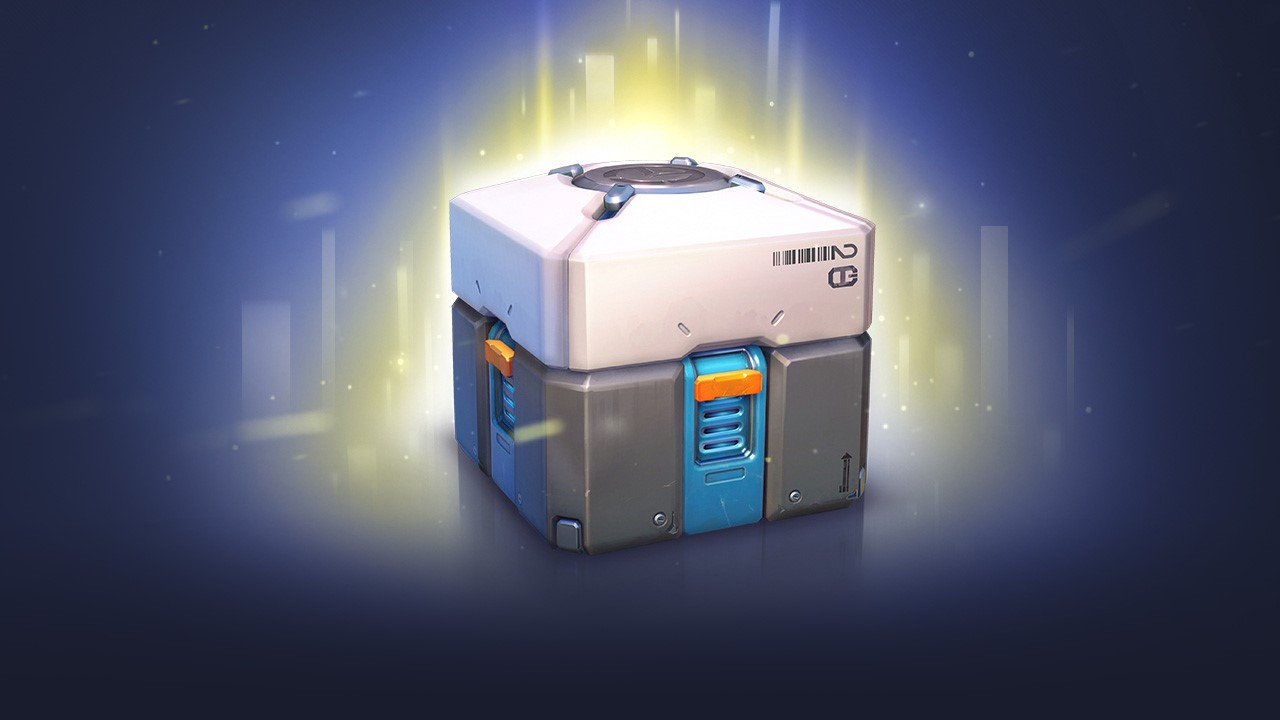 Overwatch's Loot Box. surprisingly, they haven't received too much criticism. This can be attributed to the transparency of Blizzard, as well as the fact that the boxes only contain cosmetic changes to the characters, which are all unlocked