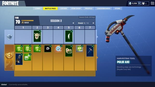Fortnite's Battle Pass. Includes both a free path, as well as a paid path. This could be the future of gaming