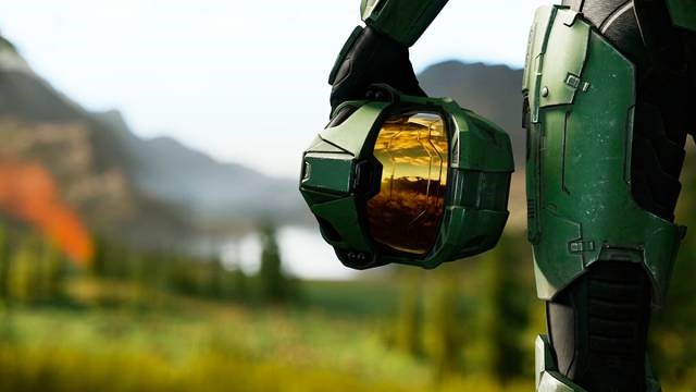 Halo: Infinite and it's trailer were  dropped  during E3 2018 to a massive crowd reaction.
