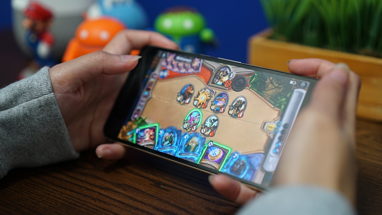 Hearthstone, another title released by Blizzard that has made it's way to iOS and Android