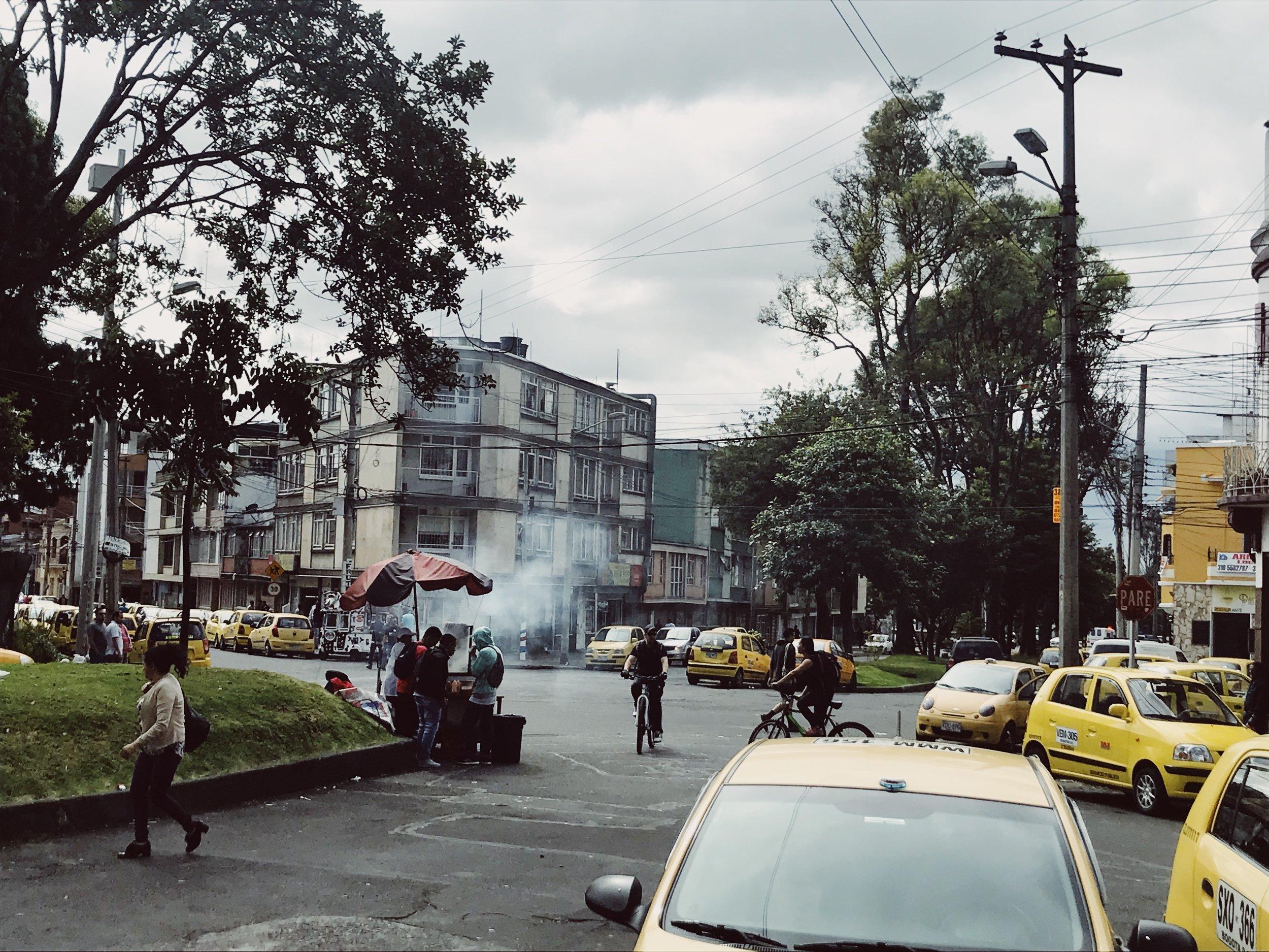 Calle 42, La Soledad, Bogotá