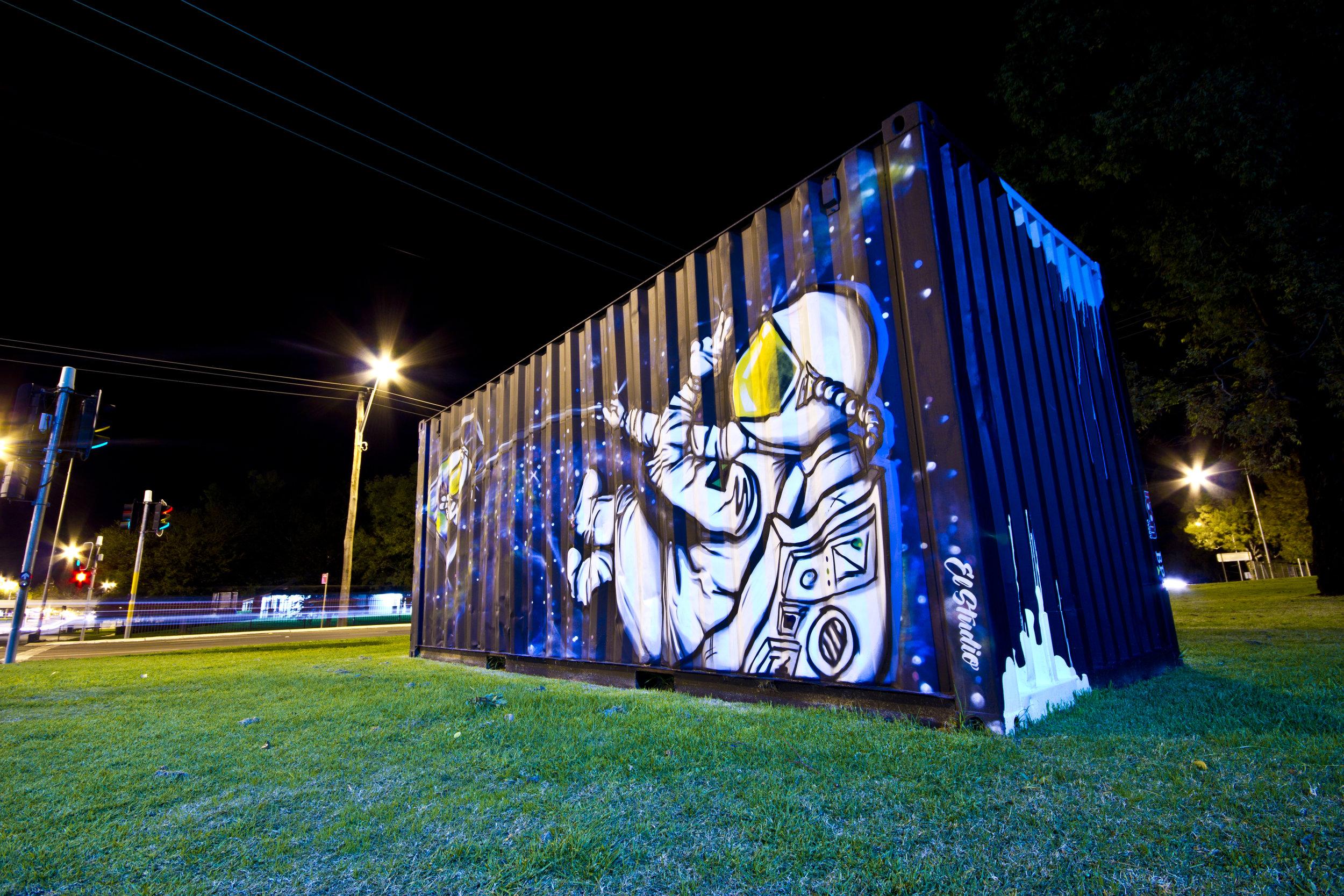 street art dubbo