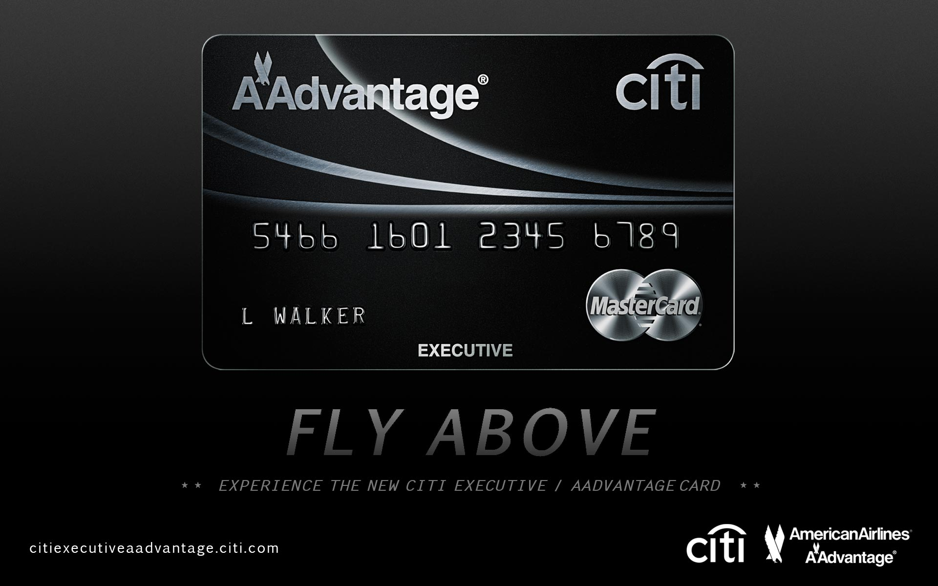 CITIBANK x American Airlines AAdvantage
