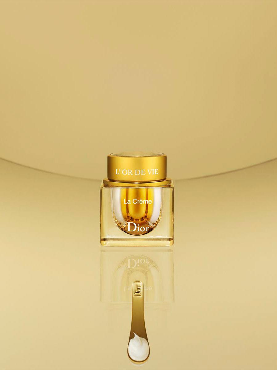 Dior, L'OR DE VIE, Fragrance, Cream