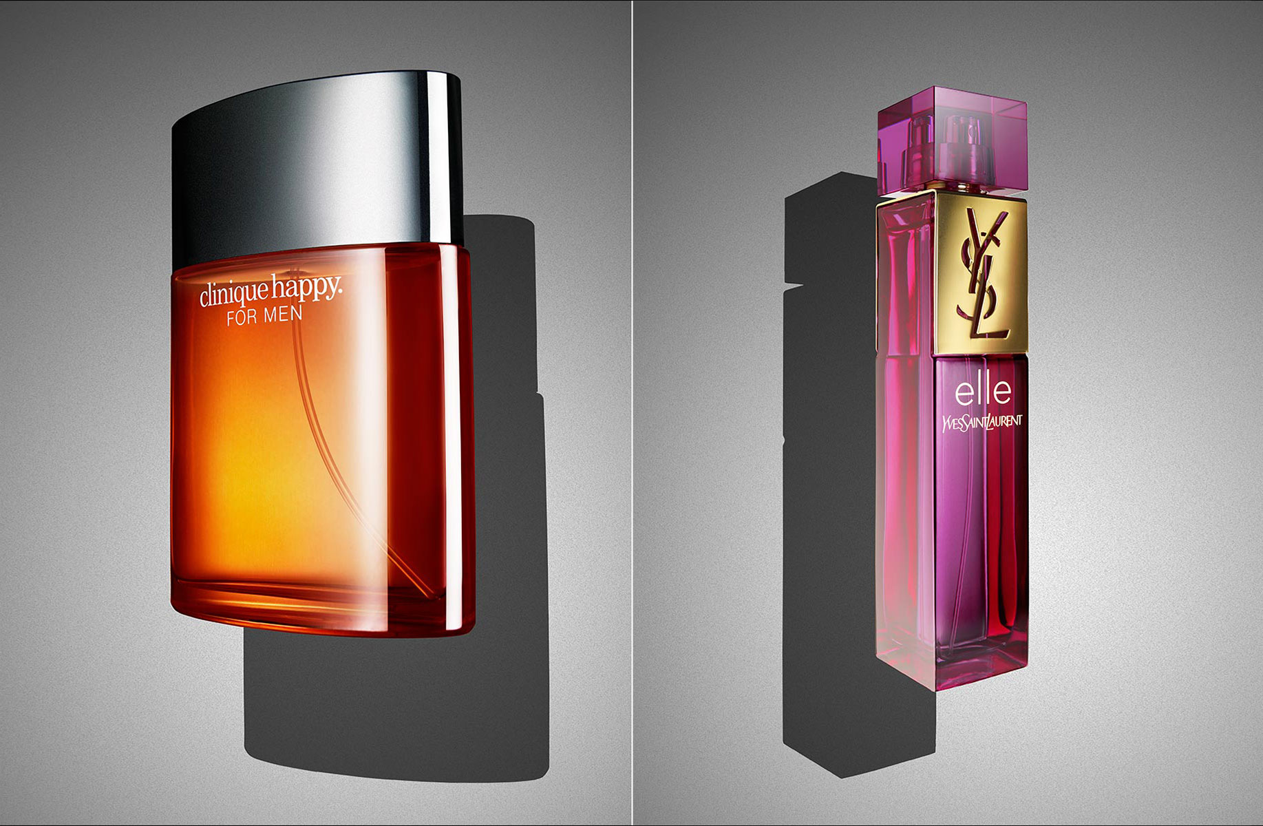 Clinique Happy / Yves Saint Laurent Elle