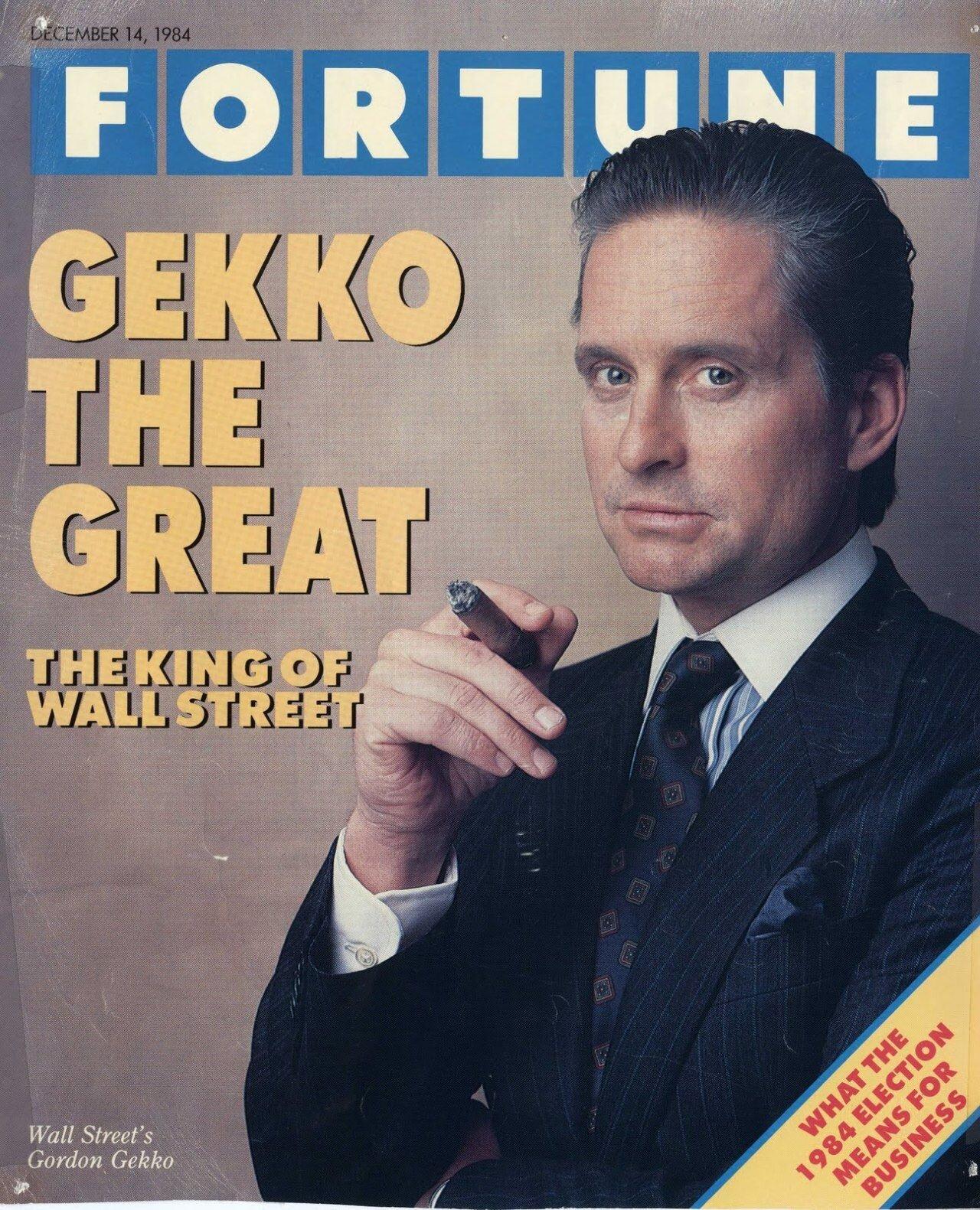 Gekko fortune mag