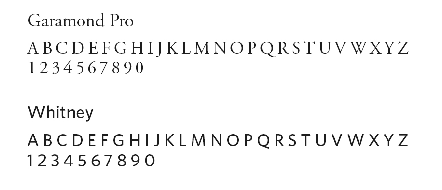First Eagle Fonts