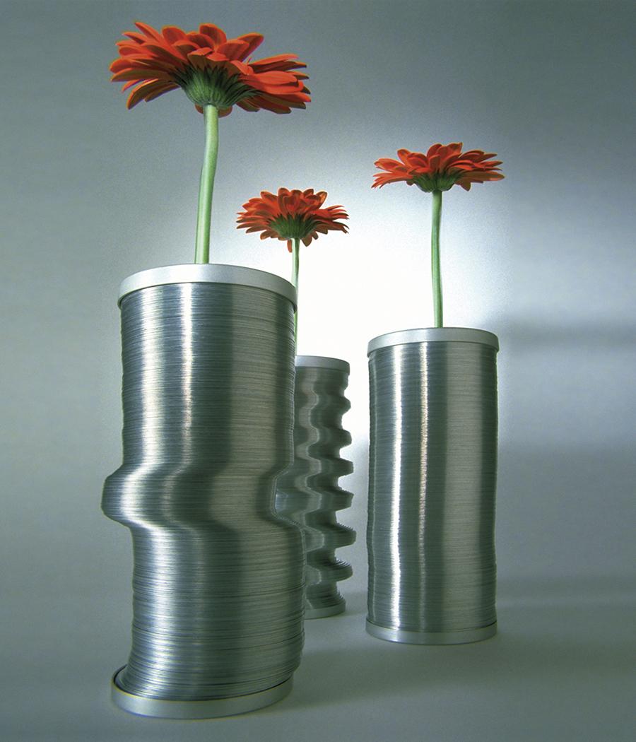 innovative flower vase design