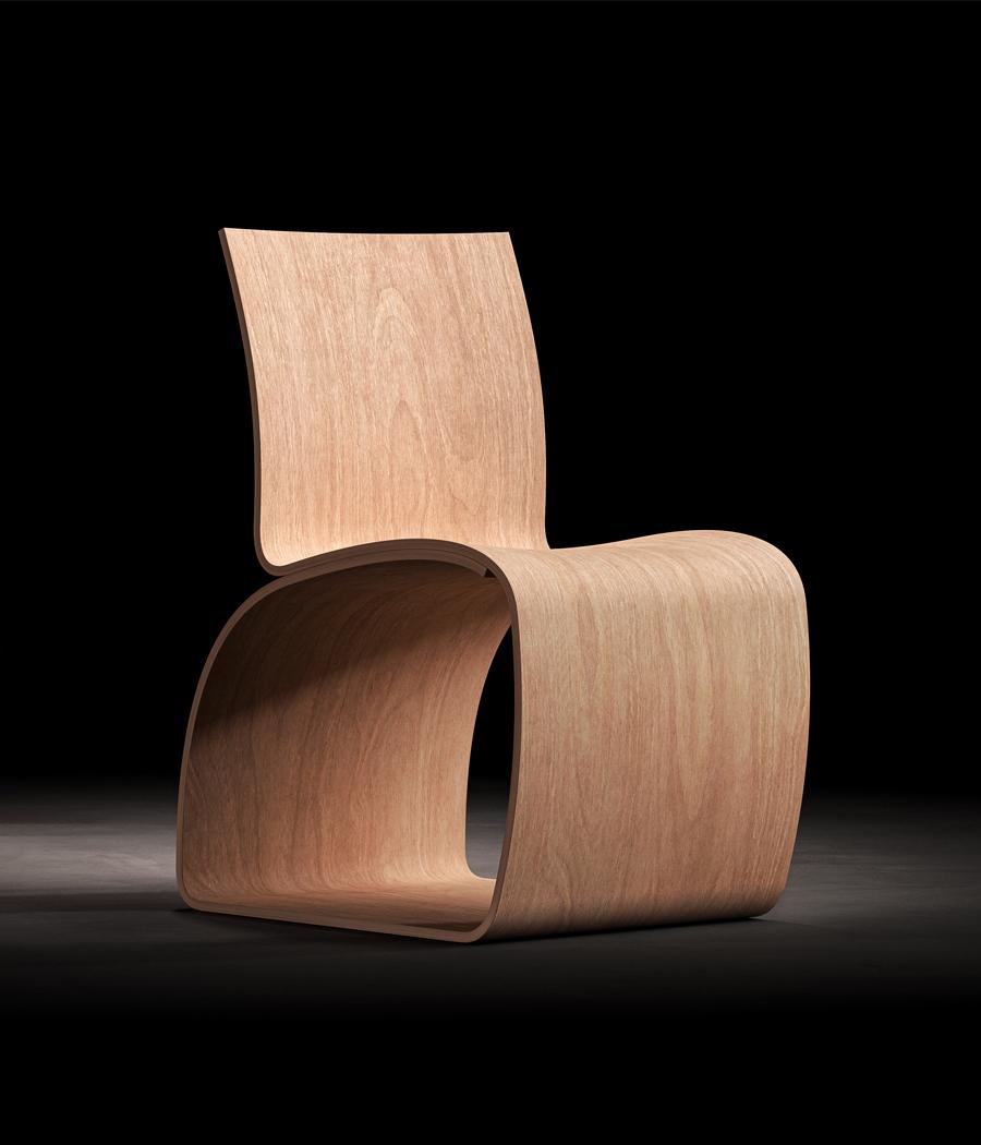 Elegant Minimal chair design
