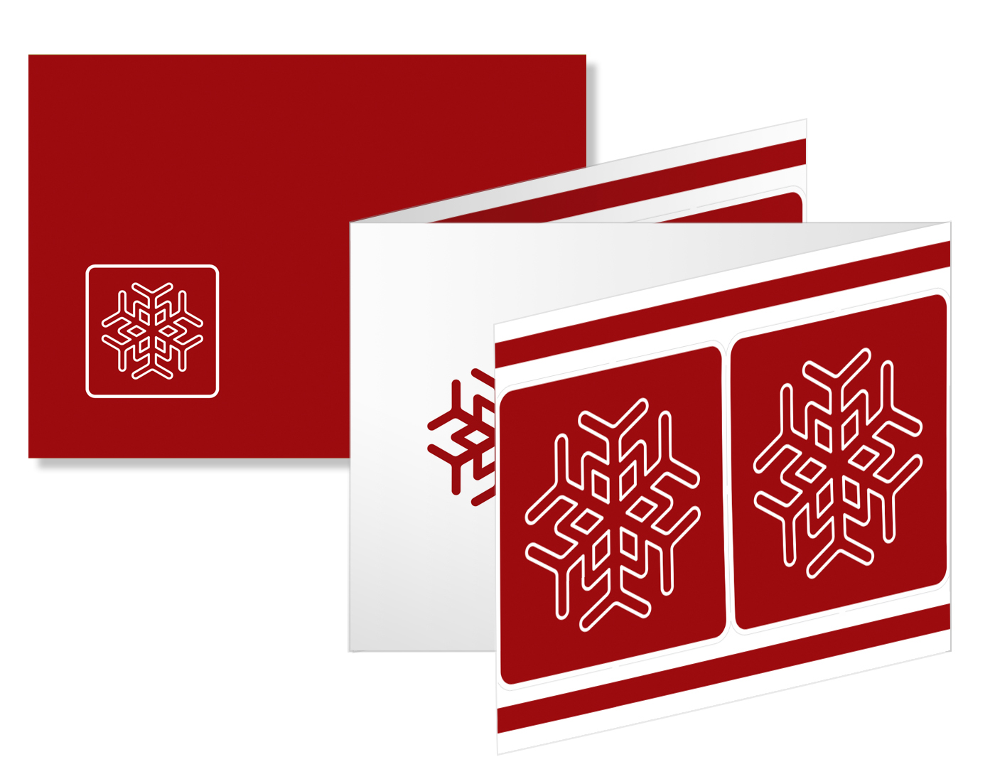 Multifunctional, holiday card