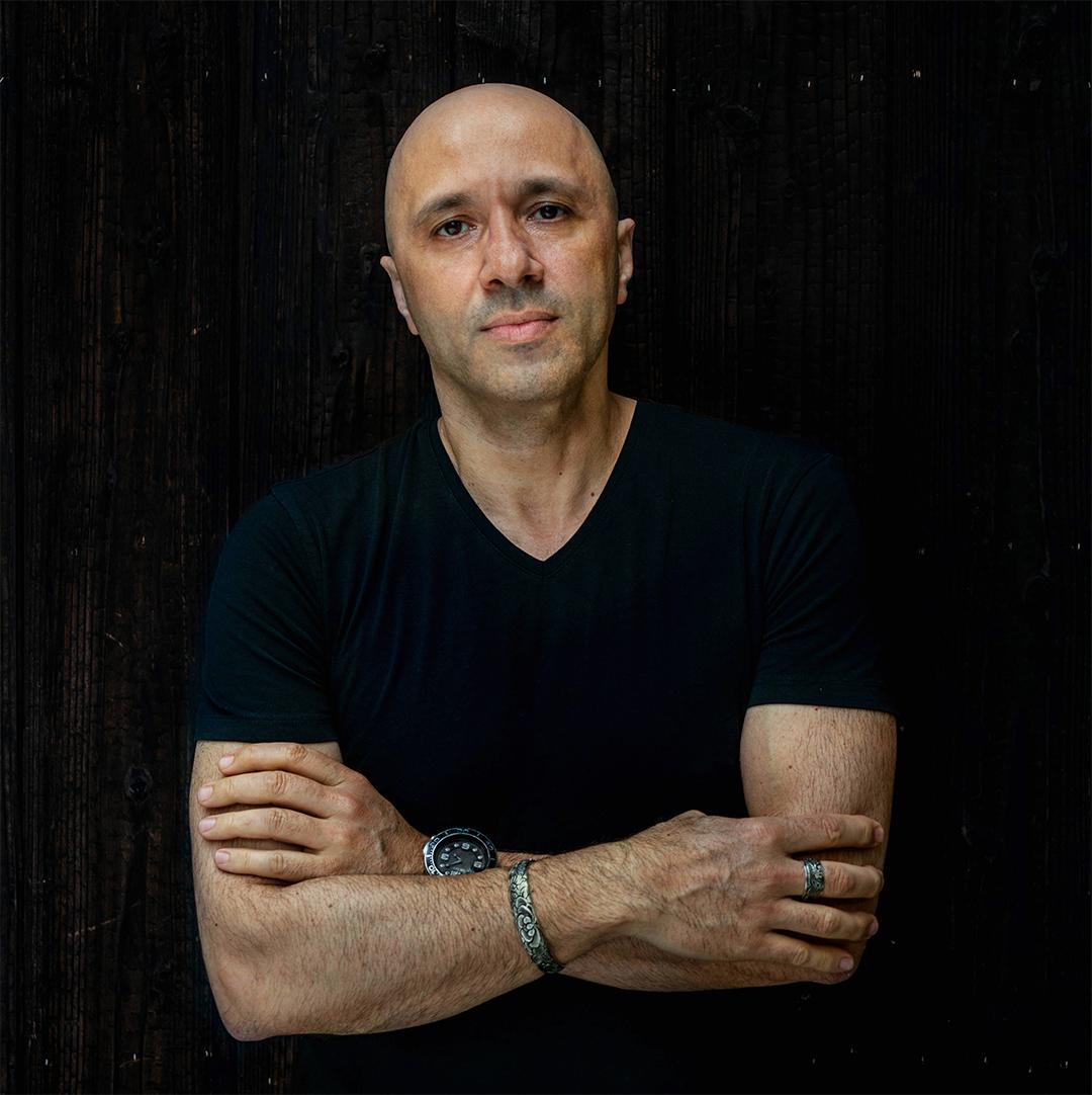 Giovanni Pellone Portrait Headshot