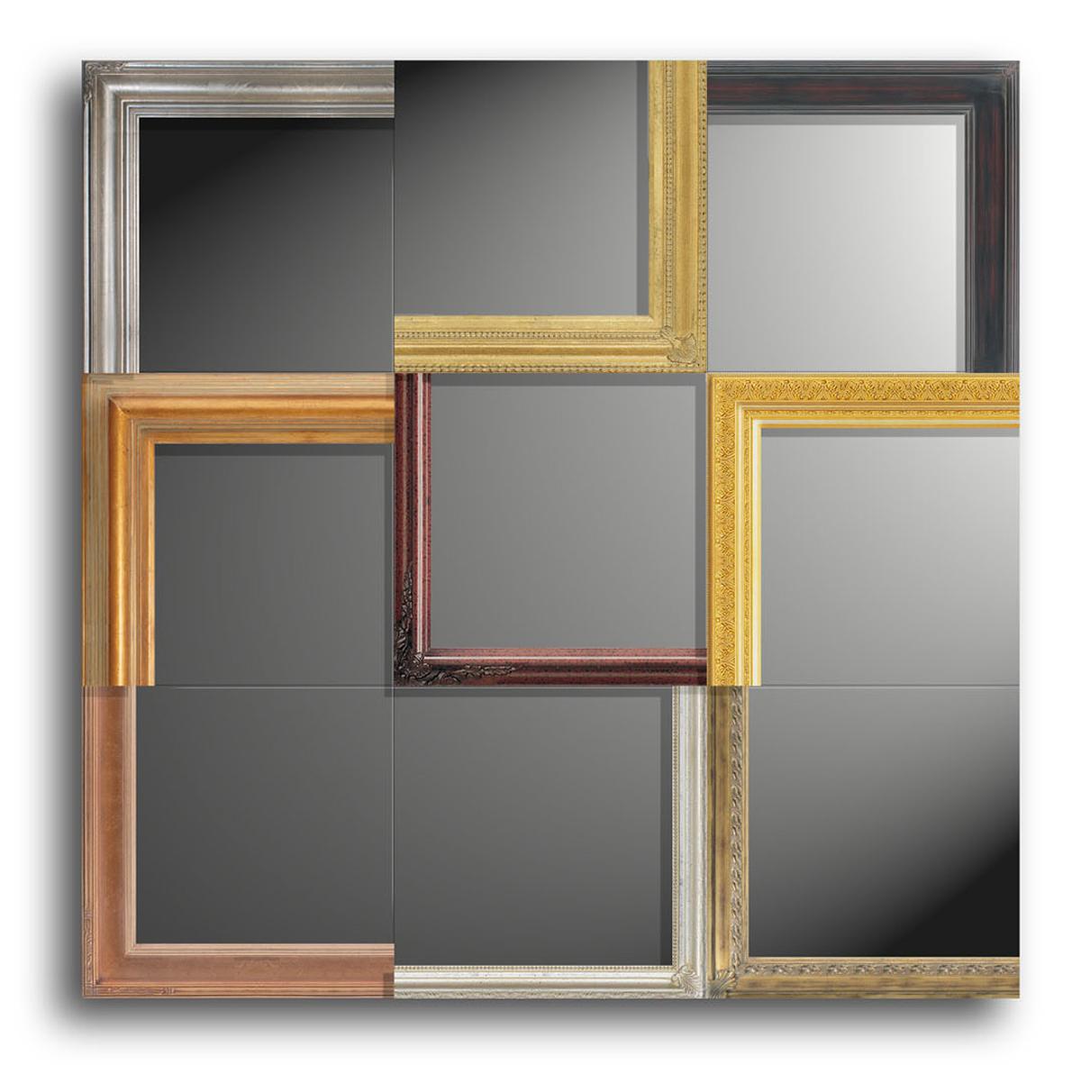 Mirror composition design