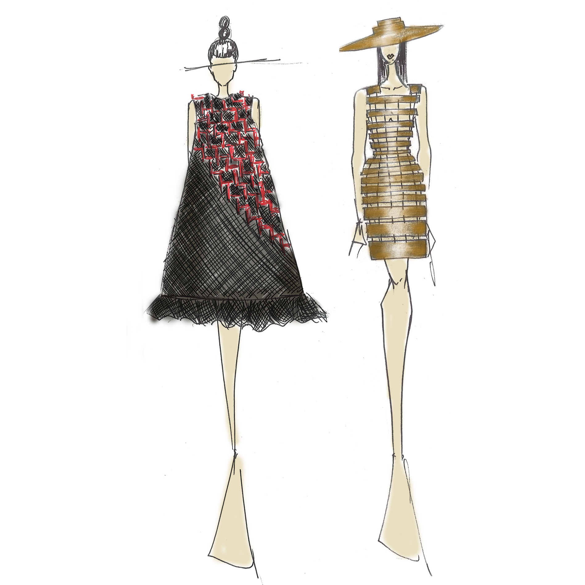 Project Runway: Episode 11 Bold Innovation