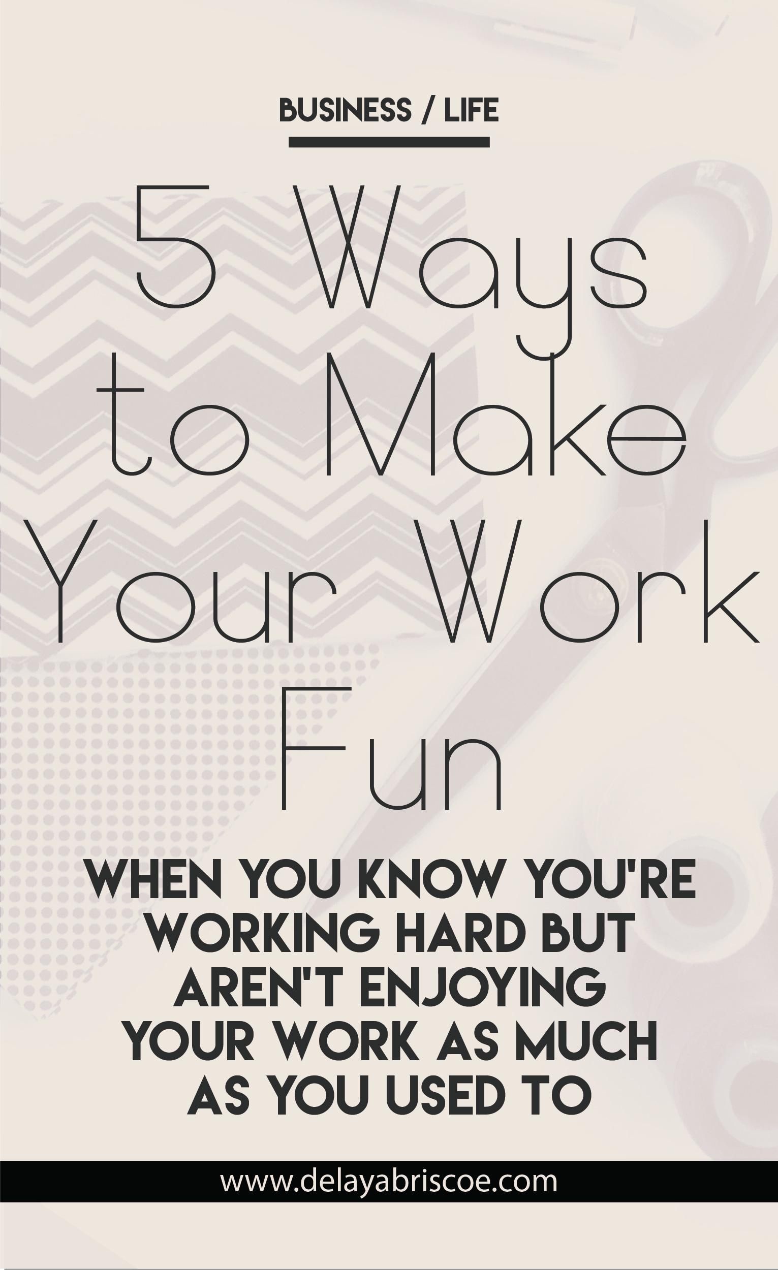 WAYS-MAKE-WORK-FUN