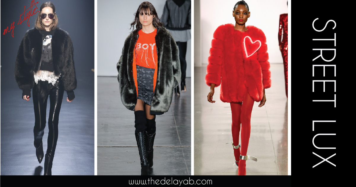The fur trend is here to stay for another season according to the New York Fashion Week runway shows. Check out this luxurious fall style trend and see the different ways you can wear fur or faux fur to fit your style.