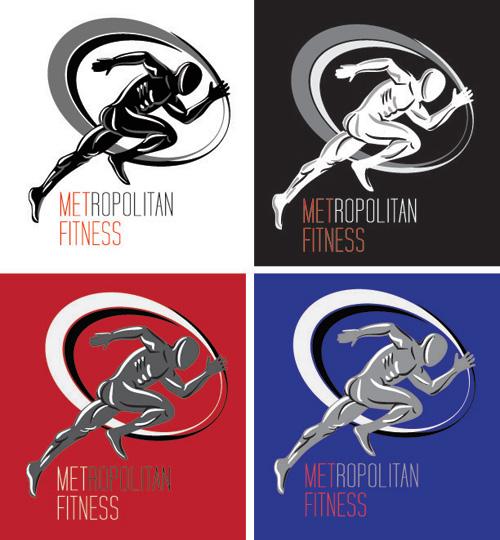 METROpolitan Fitness logo