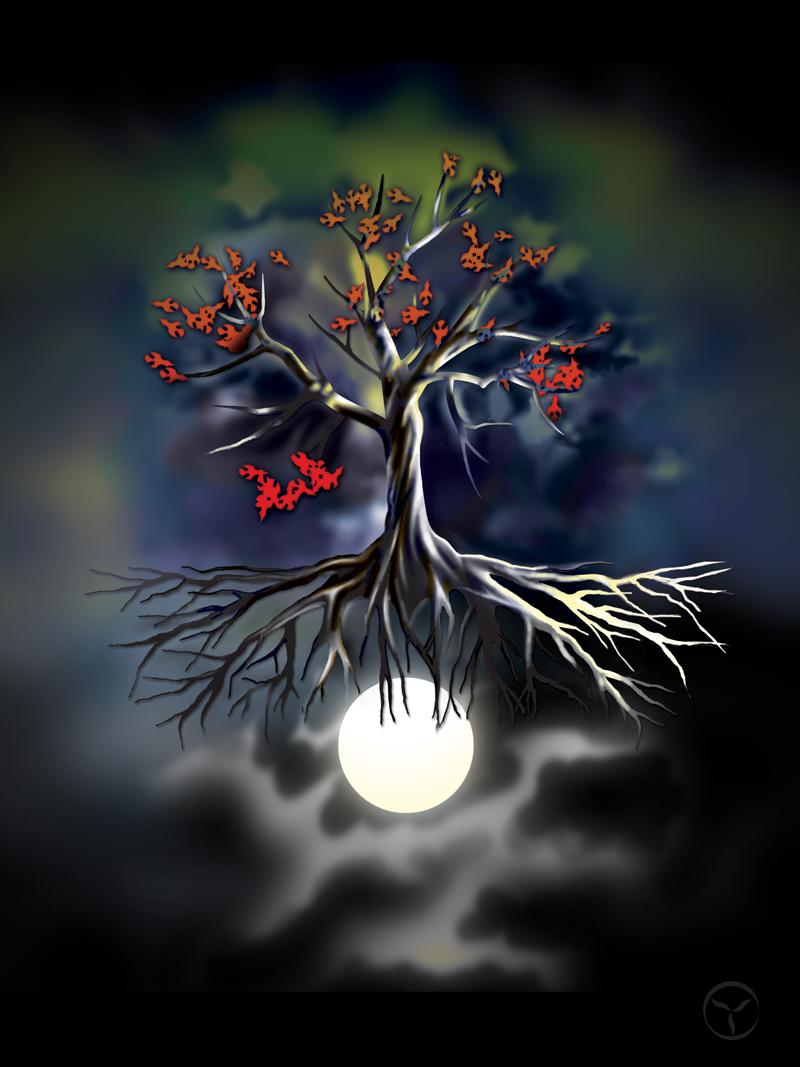 The Evening Tree