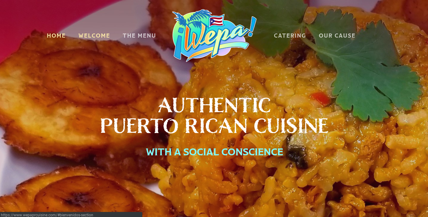 WEPA! Cafe Authentic Puerto Rican Cuisine