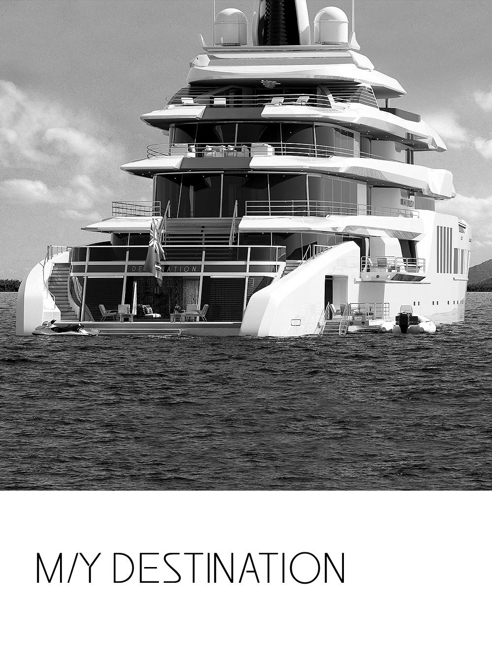 M/Y Destination