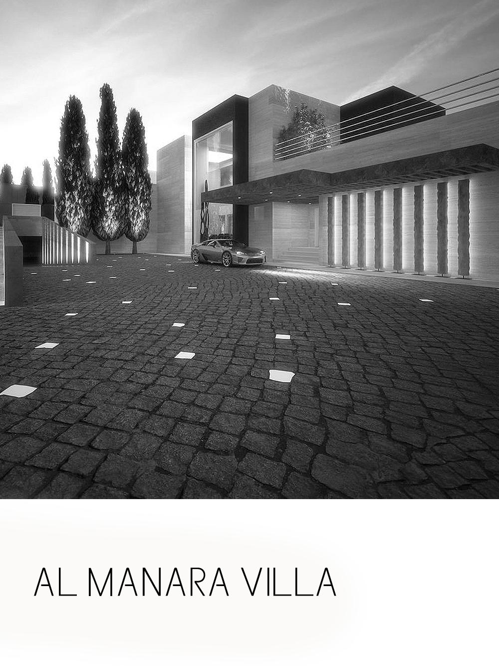 Dubai private Villa