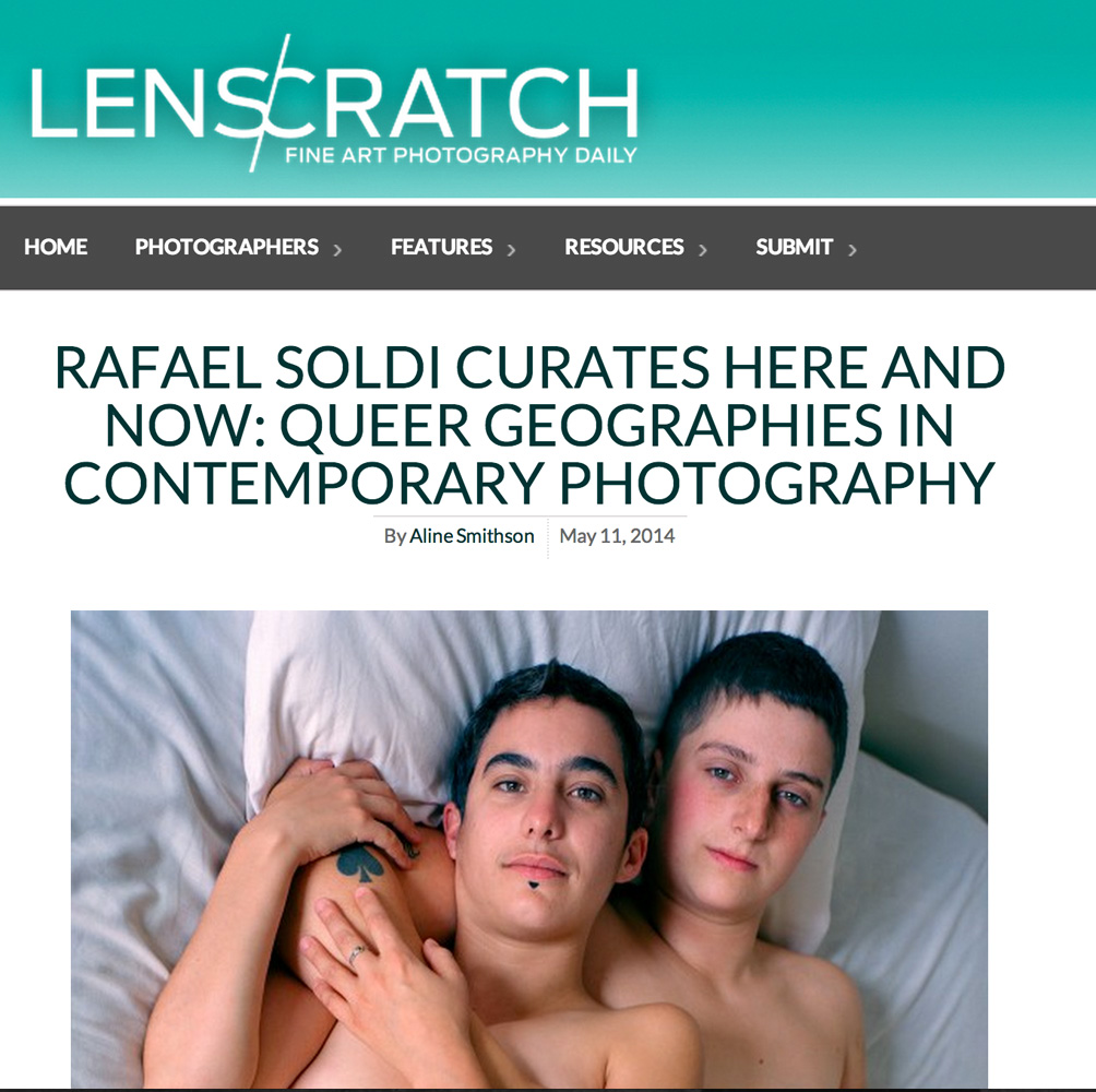 Here and Now Press: Lenscratch