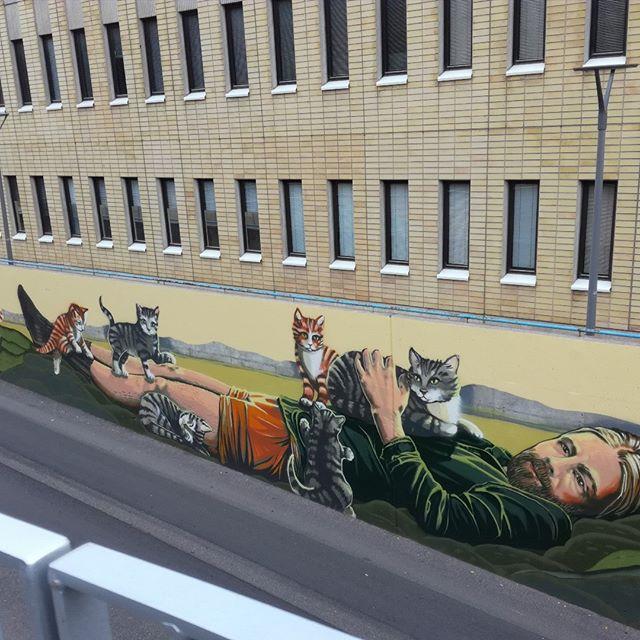 #art #city #lappeenranta