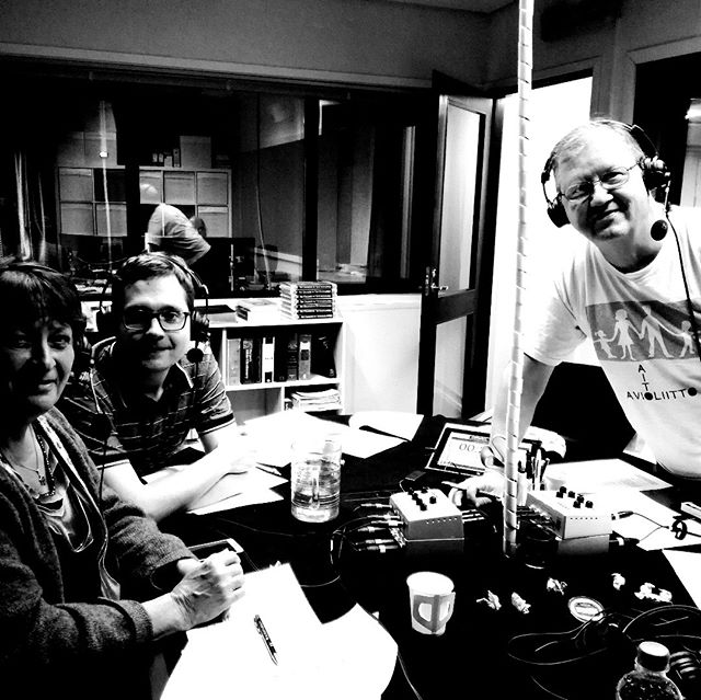 Studiolla #radio