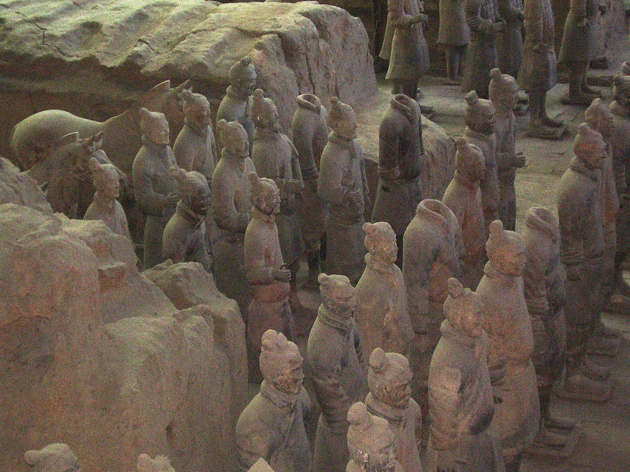 Grand Treasures: The Terracotta Warriors of Xian, China