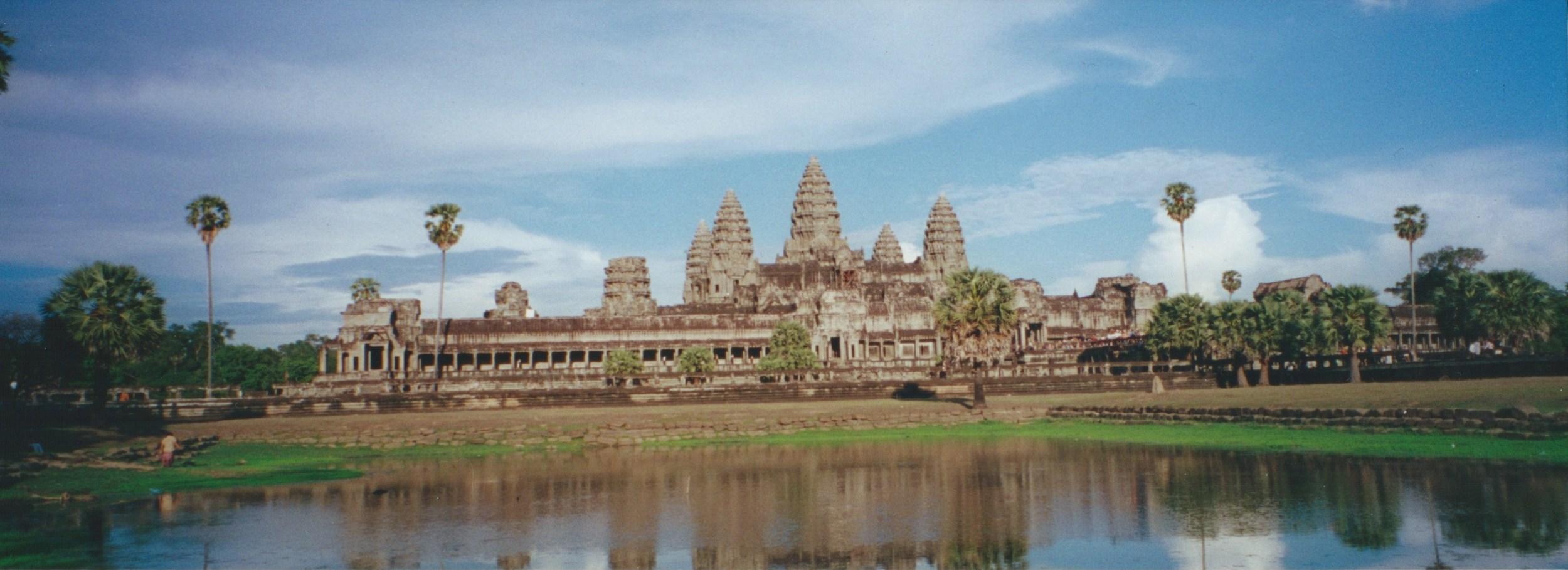 Remarkable: Angkor Wat, Cambodia