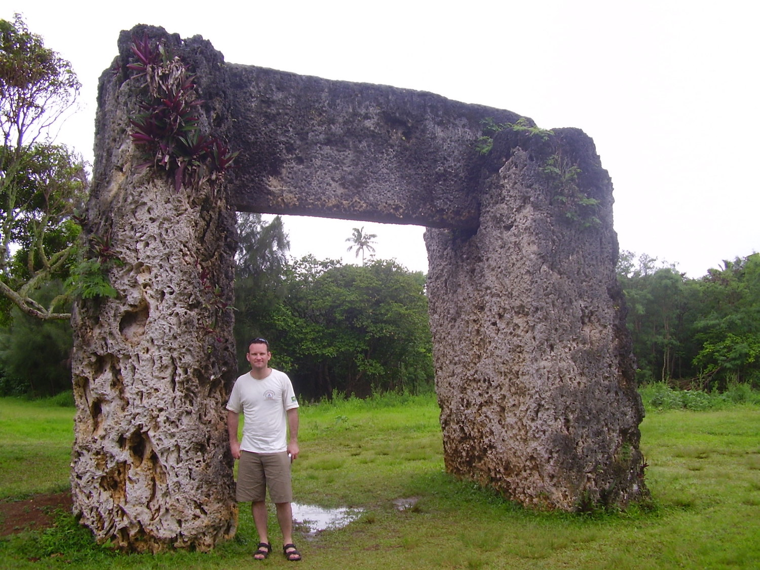 "Pic: Haʻamonga 'a Maui, the ""Stonehenge of Tonga"""
