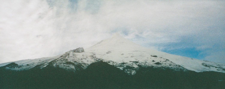 Pic: Volcan Villarrica