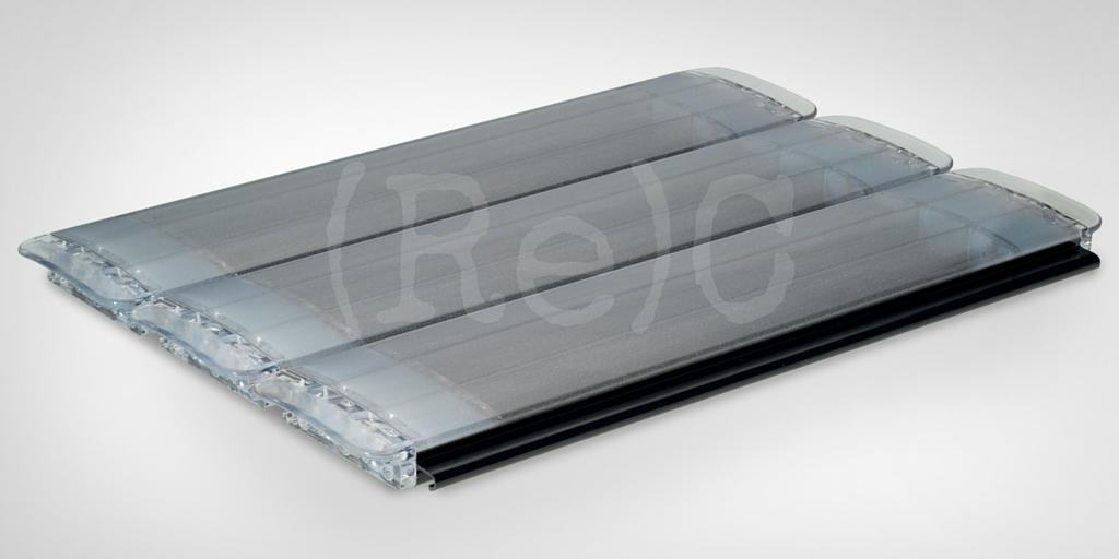 63.PC.34SF Polycarbonate Anti Algae Solar Silver Finishing