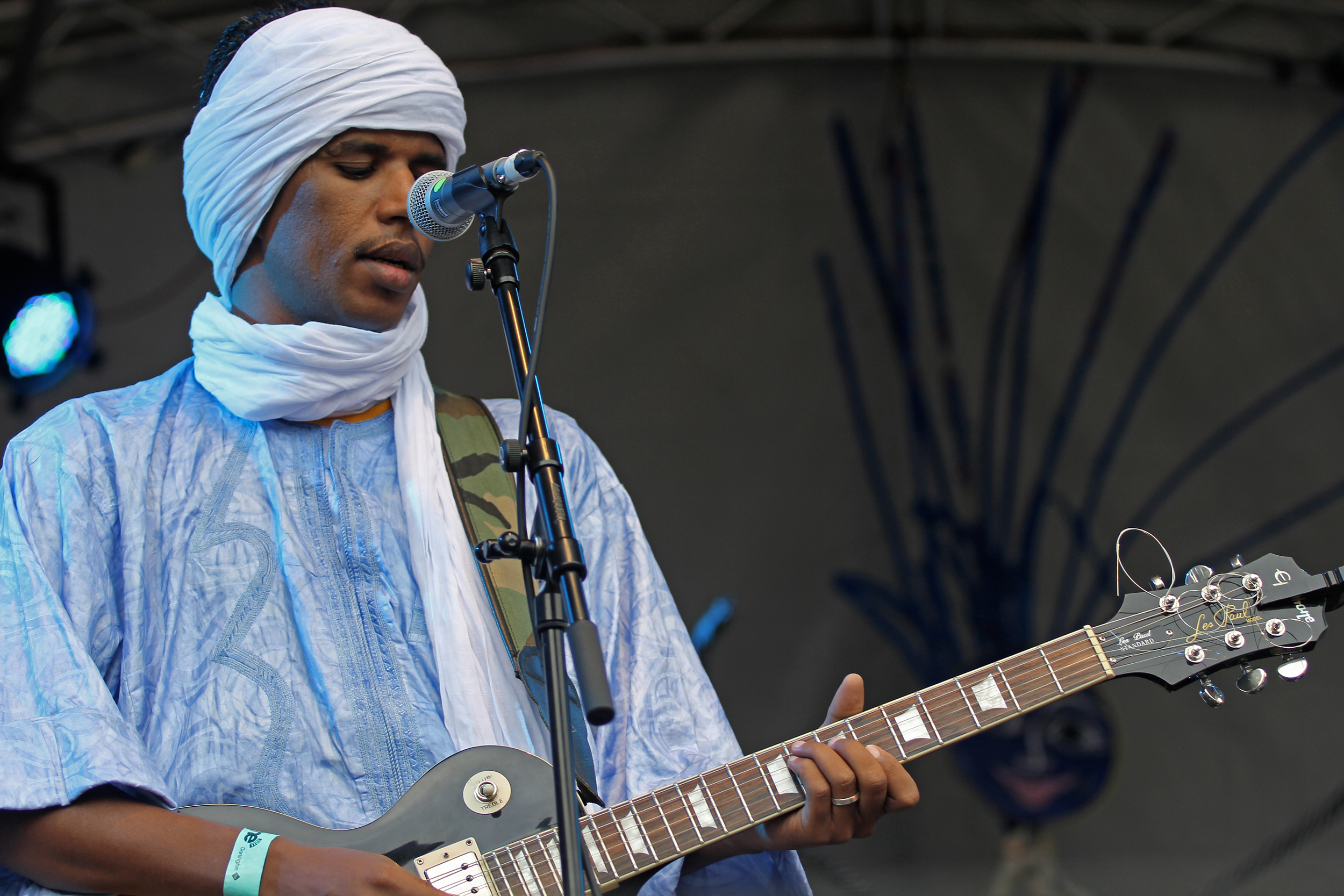 Tamikrest are the next generation of blues musicians to emerge from the Sahara (Clyde Macfarlane)