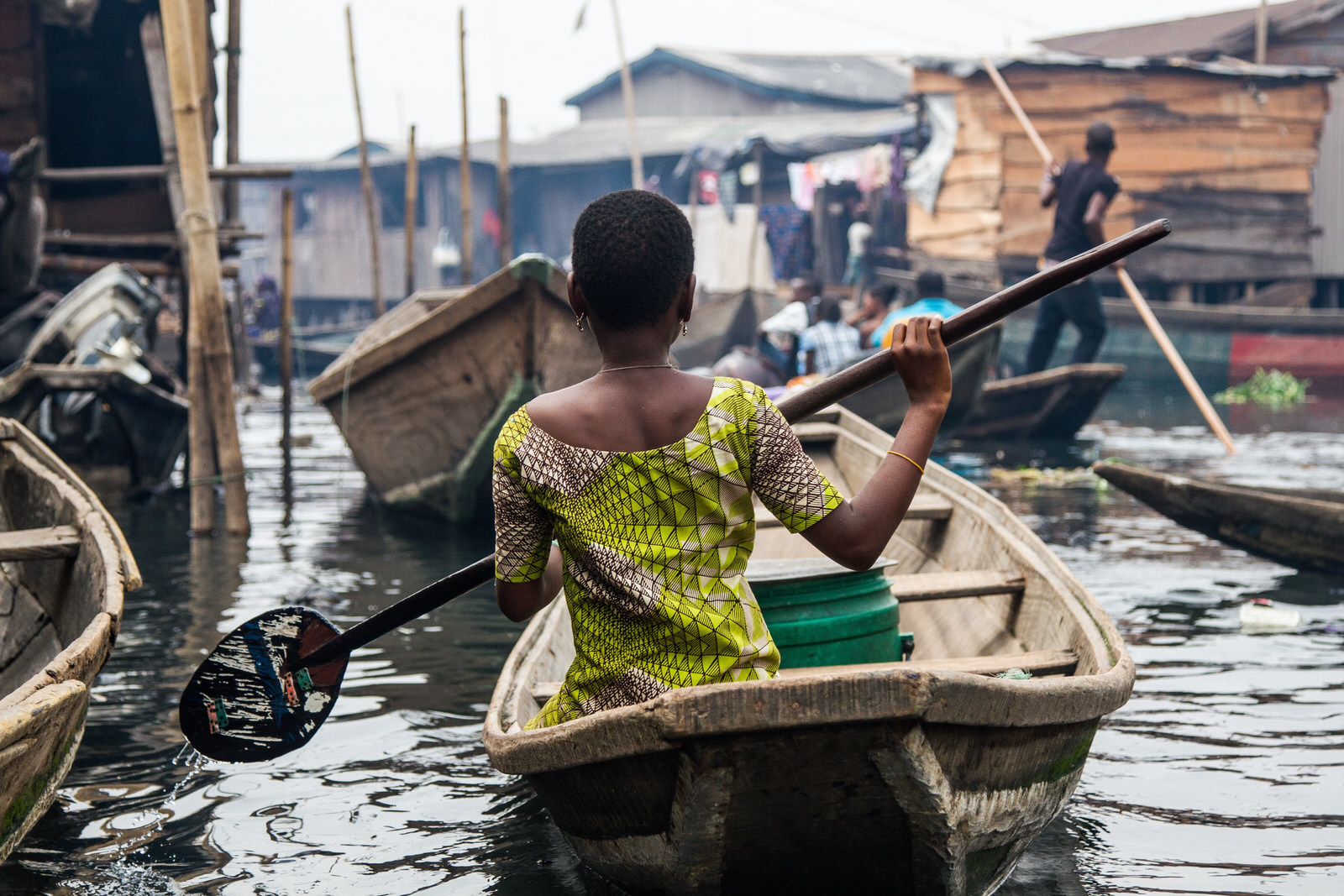 Evictions on the waterfronts of Lagos II - Sogunro