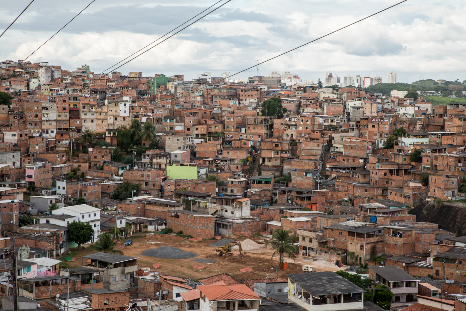 The Linha Viva project would cut right through the large neighbourhood, uprooting many and dividing the community, a threat that hampers not only the right to the city of vulnerable populations, but also their dignity.
