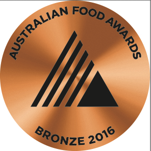 I'm feeling very honoured to have been awarded this Bronze medal in the 2016 Australian Fine Food Awards, for our original Pear Lime & Chilli Chutney, savoury preserves section.  Now prepping large quantities of this product.  K